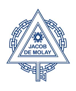 Bijou der Freimaurer-Loge Jacob de Molay